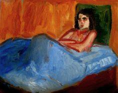 Fernando Guibert, Victoria watching TV