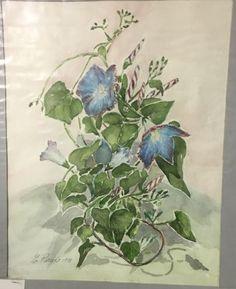 #26 Aquarelle 1998 13,5'' x 17'' 45$ Paradis, Painting, Art, Watercolor Paintings, Art Background, Painting Art, Kunst, Gcse Art, Paintings