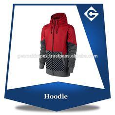 Personlized Men's Fashionable Zip-up Fleece Hoodie