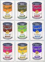 Warhol Trading Cards