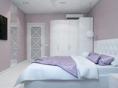 Дизайн-проект спальни #struktura_dv #instakhv