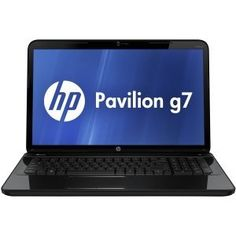 """HP Pavilion g7-2200 g7-2223nr B5Z56UA 17.3"""" LED Notebook - AMD - A-Series A4-4300M 2.5GHz - Sparkl - by HP. $697.96. Main FeaturesManufacturer/Supplier: Hewlett-PackardManufacturer Part Number: B5Z56UA#ABAManufacturer Website Address: www.hp.comBrand Name: HPProduct Line: PavilionProduct Series: g7-2200Product Model: g7-2223nr B5Z56UAProduct Name: Pavilion g7-2223nr Notebook PCMarketing Information: Mobile solutions for your digital life. HP Pavilion notebooks..."""