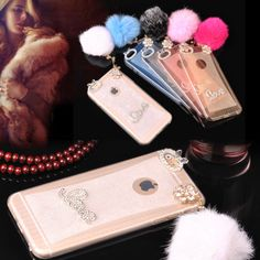 Bling-Diamond-TPU-Case-Cover-Protectors-Valentine-For-iPhone-6-4-7-6-Plus-5-5