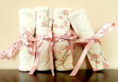 Hostess Wedding Gift Set of 5 Travel Jewelry by CraftyStitches