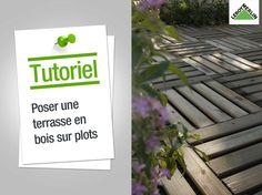 Leroy Merlin vous invite à découvrir comment poser une terrasse en bois sur plots. Étape par étape, découvrez les produits, les outils et les gestes nécessai...