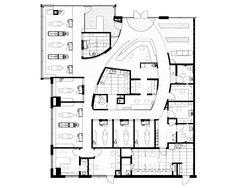 dental floor plans   Willow Creek Dental - Dental Office Design by JoeArchitect in Lone ...