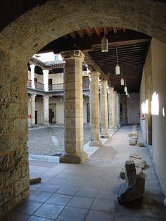 Palacio de los vivero, #Valladolid Fuente: http://objetivovalladolid.elnortedecastilla.es/