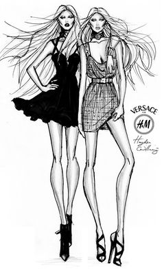Versace for H by Hayden Williams