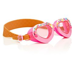 Bling 2o Banana Split Sundae Swim Goggles (280 MAD) ❤ liked on Polyvore featuring no color