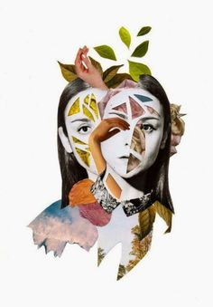 Stunning collages by Rocio Montoya, posted on the blog today: http://www.artisticmoods.com/rocio-montoya/