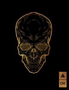 angeldustrial:Skull