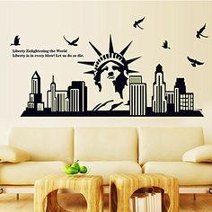 Glow In The Dark Halloween Decorations Wall Stickers Removable Kids Room GID NEW