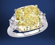 Yellow Diamond Rings, Diamonds, Gems, Engagement Rings, Pearls, Jewelry, Enagement Rings, Wedding Rings, Jewlery
