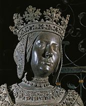 "Juana of Spain (1479-1555), ""La Loca"", the Mad."