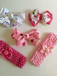 Hair Bows and Headbands