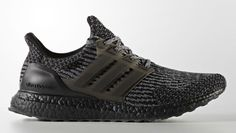 Another black-based Adidas Ultra Boost 3.0