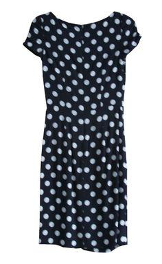 Prada Polka Dot Dress