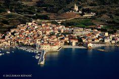 Komiža, Island of Vis, Croatia