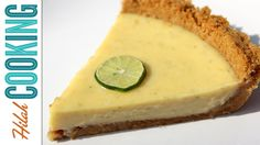 Homemade Key Lime Pie – Traditional Recipe