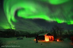 Beautiful aurora... add this to the life bucket list