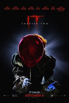Watch Stream It Chapter Two : Movies Online 27 Years After Overcoming The Malevolent Supernatural Entity Pennywise, The Former Members Of The. Two Movies, Movies 2019, Movies To Watch, Movie Tv, Imdb Movies, Movie Blog, Netflix Movies, Disney Movies, James Mcavoy