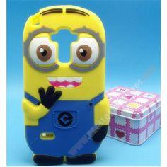 Carcasa 3D divertida minion muñeco para personalizar LG G4 Stylus