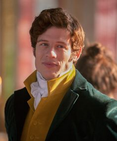 """""""War & Peace,"""" the hit BBC production now airing stateside on Lifetime, The History Channel and A&E, starring James Norton."""
