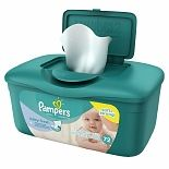 Pampers Soft Care Baby Wipes