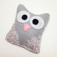 Super cute owl hand warmers. The shark hoodie on the same page is cute too!
