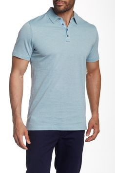 Ludwig Short Sleeve Polo