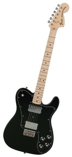 Fender Telecaster Deluxe   plays like a dream