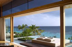 """""""Oh, I'll just be lounging by the pool in my room.""""  Coco Privé, a secluded resort on the Kuda Hithi Island in the Maldives"""