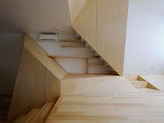 New Kyoto Town House par Alphaville