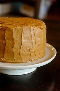 Southern Caramel Cake cake
