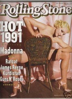 Old rolling stone magazine