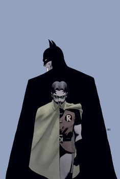 Batman & Robin - John Cassaday