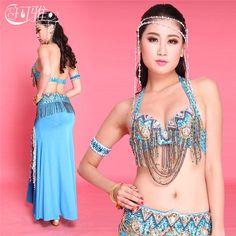 8fcbb8e0e US $65.89 |New Arrival Arabic Beaded Oriental Dance Dress 3PCS/Set, Sexy  Egypt Skirt Belly Dance Costume for Women Stage Wear Top Quality -in Belly  Dancing ...