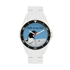 >>>Are you looking for          Humorous Penguin Playing Golf Customizable Wrist Watches           Humorous Penguin Playing Golf Customizable Wrist Watches lowest price for you. In addition you can compare price with another store and read helpful reviews. BuyShopping          Humorous Peng...Cleck Hot Deals >>> http://www.zazzle.com/humorous_penguin_playing_golf_customizable_watch-256629813867696155?rf=238627982471231924&zbar=1&tc=terrest