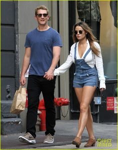 Miles Teller Talks 'Divergent' Movie Going Straight to TV: Photo #3728764. Miles Teller holds hands with his girlfriend Keleigh Sperry as they do some shopping on Friday (August 5) in New York City.    The 29-year-old actor recently discussed…