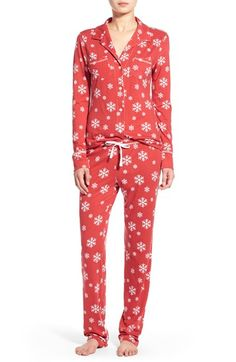 Love+Grace  Cassie  Supima® Cotton  amp  Modal Pajamas available at   86565aac7