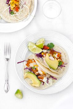 PAN FRIED FISH TACOS | 1-2 Simple Cooking