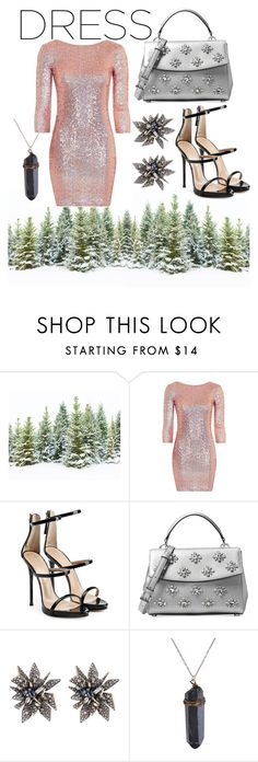 """""""Untitled #53"""" by styltastik ❤ liked on Polyvore featuring Topshop, Giuseppe Zanotti, Michael Kors and Alexis Bittar"""