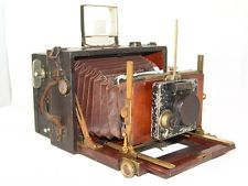 camera ETABL ts MACKENSTEIN PARIS BREVETE S.G.D.G.,TESSAR-ZEISS 6,5/136mm.Lens