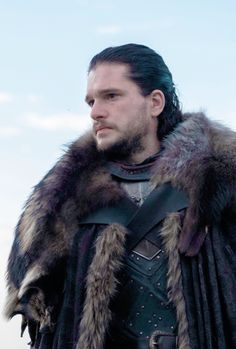 "— gameofthronesdaily: Jon Snow in ""The Queen's..."