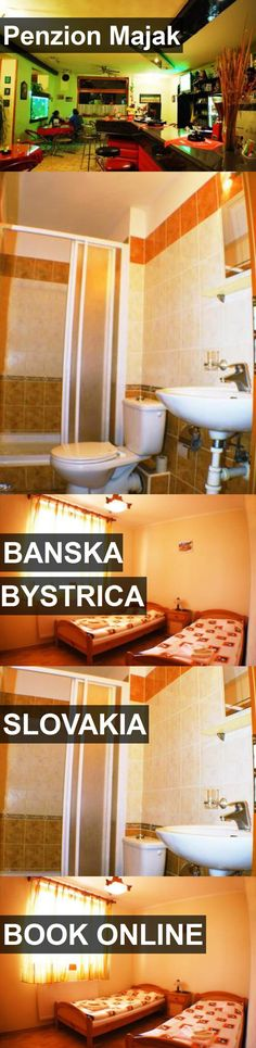 Hotel Penzion Majak in Banska Bystrica, Slovakia. For more information, photos, reviews and best prices please follow the link. #Slovakia #BanskaBystrica #travel #vacation #hotel