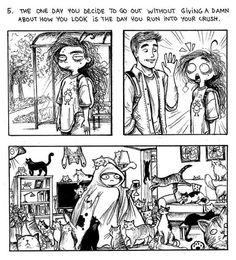 C-Cassandra comic.