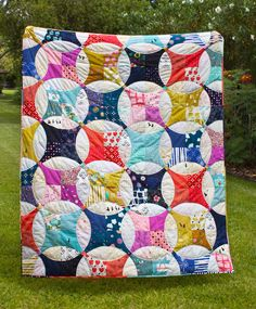 Sew Scatterbrained: My Shieldmaiden Quilt, Baby Unicorn's Butt