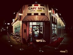 Cafe 50's in Los Angeles