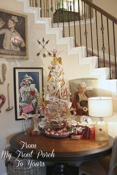 From My Front Porch To Yours: Embellished Valentine Decorations