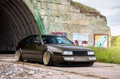 https://flic.kr/p/tjvSRc | VW Corrado 16V | AirLift